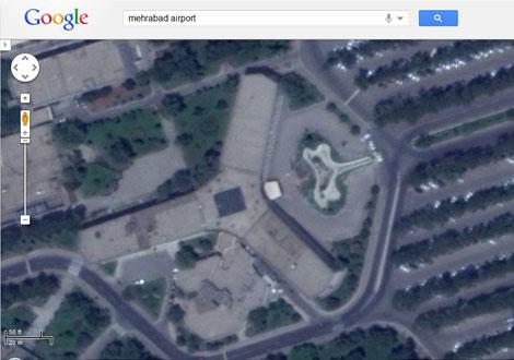 تصویر جدیدی که تصویرنت از سرویس نقشه گوگل گرفته است. به نظر می رسد این سازه تبدیل به یک سازه مکعب شکل تبدیل شده و یا به این شکل استتار شده است. جستجوی اینترنت خبری را مبنی بر چگونگی رفع! این ستاره به دست نمی دهد.