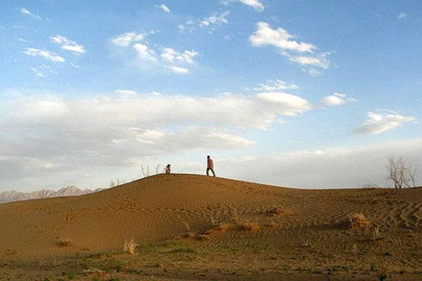 روستای انارک در استان اصفهان
