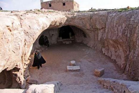 مراغه - معبد مهر