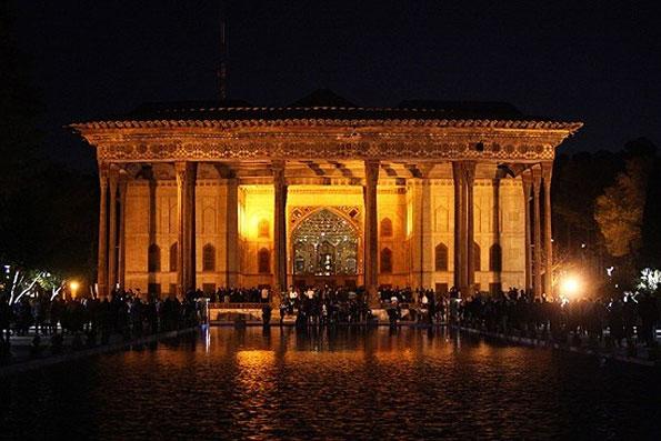 اصفهان - چهل ستون