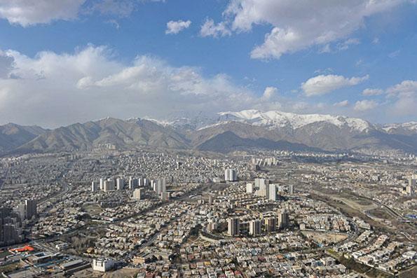 تهران در تعطیلات نوروز
