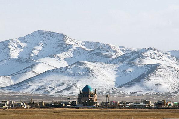 زنجان - گنبد سلطانیه