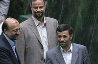 استیضاح و وزرای احمدینژاد