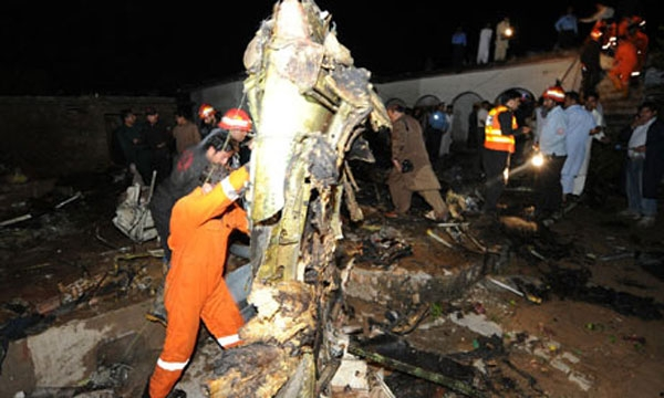 شمار سرنشینان هواپیما 129 نفر اعلام شده است که تمامی سرنشینان جان خود را از دست دادهاند.