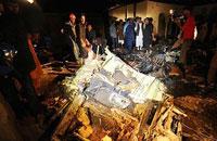 سقوط هواپیما در پاکستان و پایان زندگی 129 مسافر و خدمه پرواز