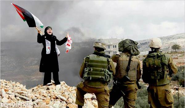 مقاومت در فلسطین؛ استراتژی و دکترینی است که محدود به جنس نیست
