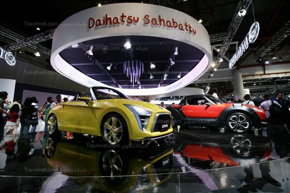 بیستمین نمایشگاه بین المللی خودرو اندونزی