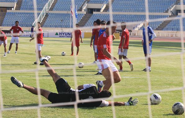 آخرین تمرین تیم ملی فوتبال لبنان