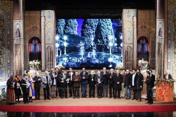 اختتامیهی بخش بینالملل سی و یکمین جشنوارهی فیلم