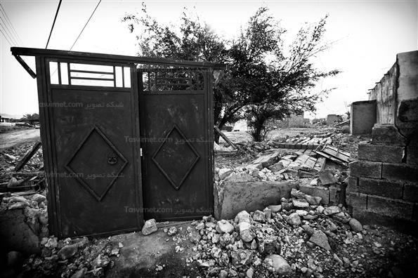مناطق زلزله زده بوشهر پس از گذشت 1ماه