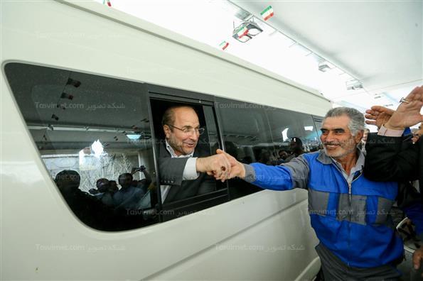 قدردانی از دستاندرکاران ساخت بزرگراه امام علی