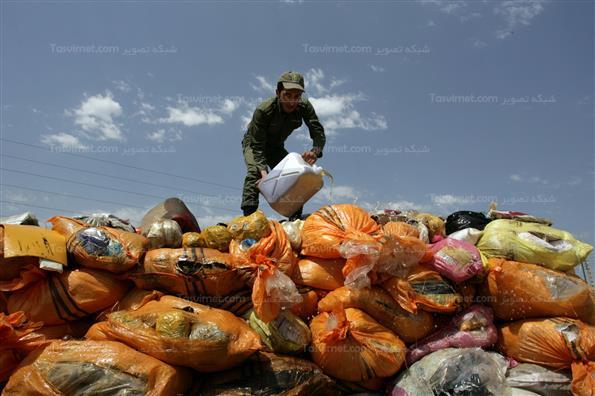 امحاء مواد مخدر در مشهد