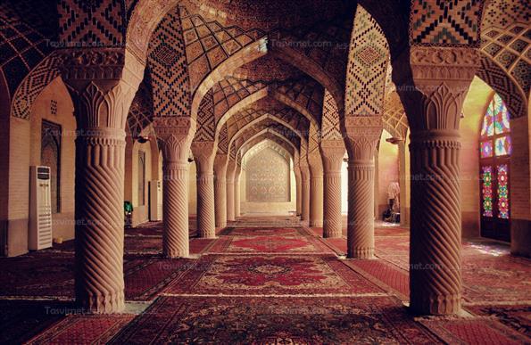 مسجد نصیرالملک در شیراز