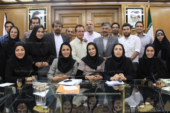 آخرین نشست خبری سومین شورای اسلامی شهر تهران