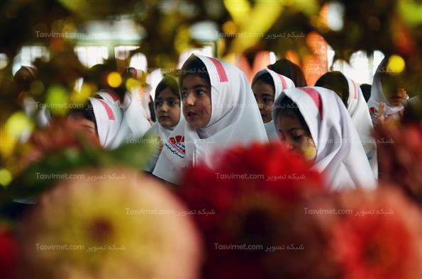 آغاز سال تحصیلی جدید در تهران