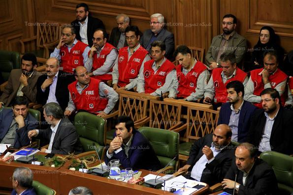 جلسه امروز شورای شهر اسلامی شهر تهران