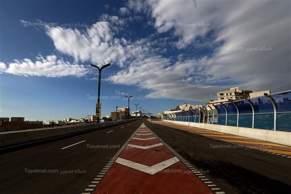 افتتاح پل طبقاتی شهید صدر