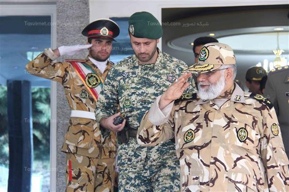 تجلیل ازکاروان ولایت،قهرمانان ومدال آوران ارتش