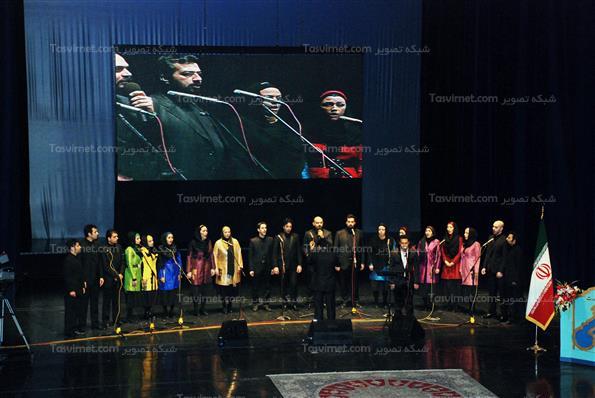 دیدار رئیس جمهور با هنرمندان