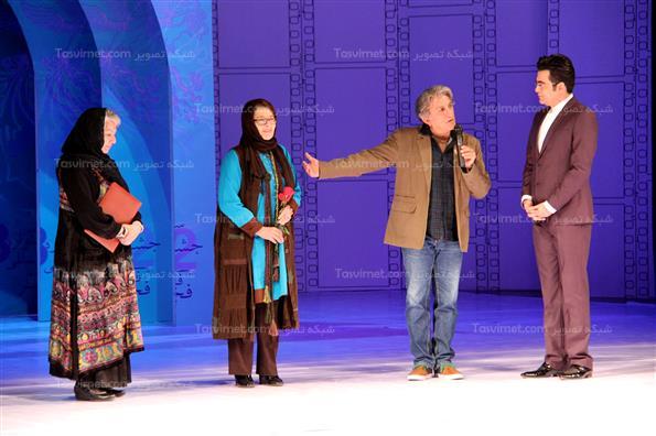 افتتاحیه سی و دومین جشنواره بین المللی فیلم فجر