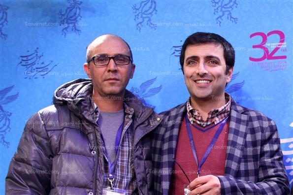 نشست خبری فیلم شهابی ازجنس نوروفصل فراموشی فریبا