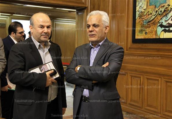نشست شورایاریها با رئیس شورای شهرتهران