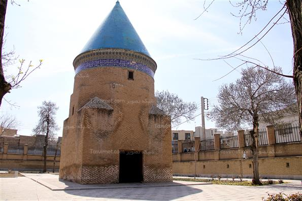 مقبره حمدالله موستوفی