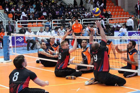 افتتاحیه مسابقات والیبال نشسته قهرمانی آسیا