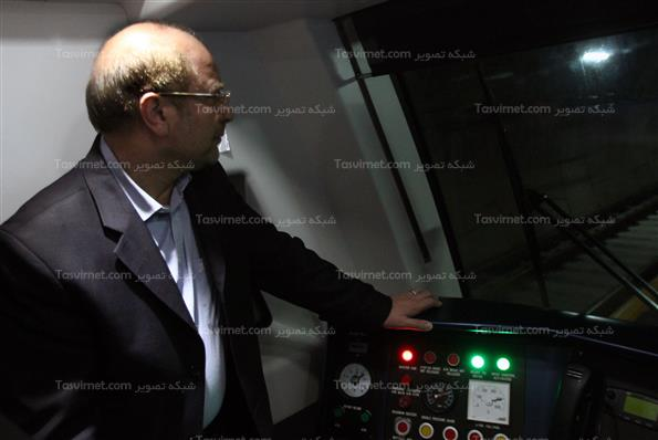 افتتاح نیمه جنوبی خط 3 مترو تهران