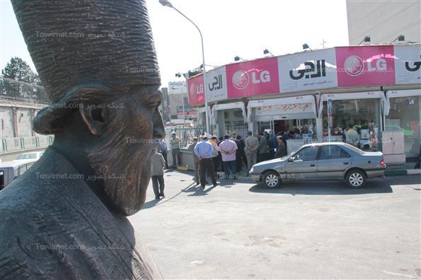 بازديد اعضاي شوراي اسلامي شهرتهران ازتونل اميرکبیر