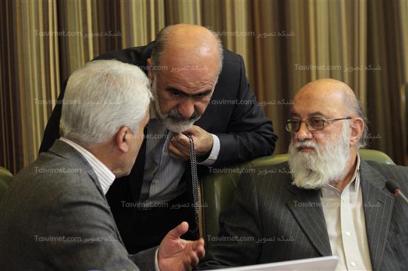 اولین جلسه علنی شورای شهر تهران در سال 93