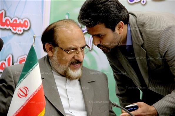 نشست خبری سرپرست کمیته امداد امام خمینی(ره)