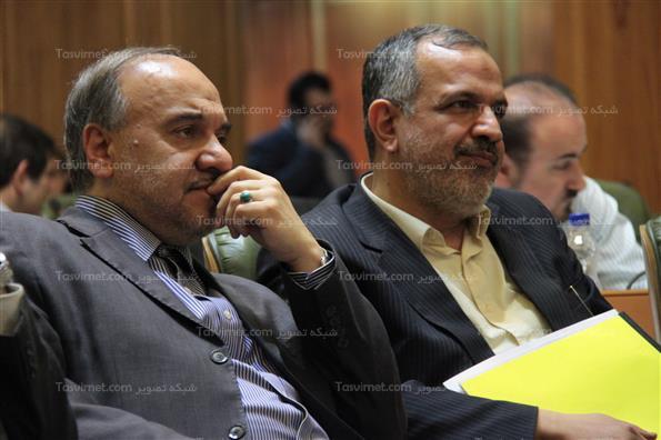 جلسه شورای اسلامی شهر تهران