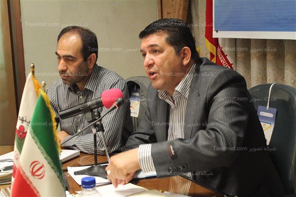 نشست خبری رئیس شورای اسلامی شهر بجنورد