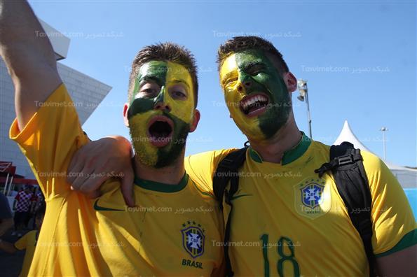 آیین افتتاحیه جام جهانی فوتبال برزیل