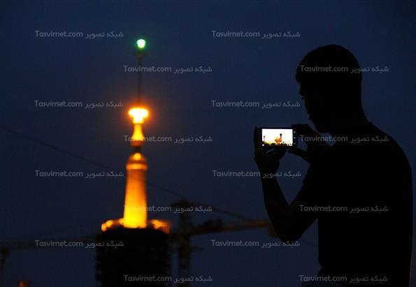 شرکت کنندگان در مراسم ارتحال امام خمینی (ره)