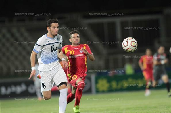 دیدارتیم های فوتبال پیکان وفولاد خوزستان