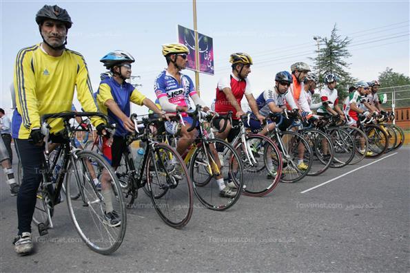 هفتمین دوره رقابت های قهرمانی کشور دوچرخه سواری
