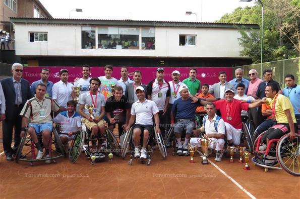 دومین دوره رقابت های تور تنیس با ویلچر ITF