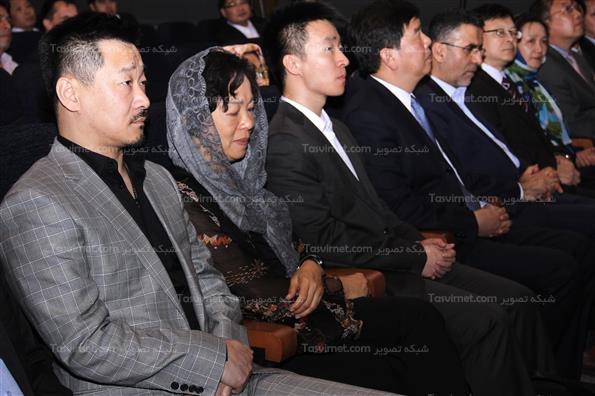 افتتاحیه هفته فیلم چین