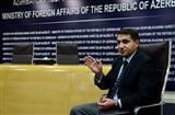 دیدار هیئت رسانه ای با سخنگوی وزارت امور خارجه