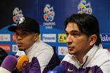 نشست خبری کاپیتانهای تیمهای فوتبال نفت و العین