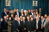 دیدار جمعی از فعالان اقتصادی با آیت الله هاشمی