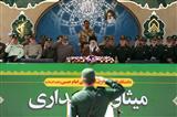 مراسم دانشآموختگی دانشجویان دانشگاه امام حسین