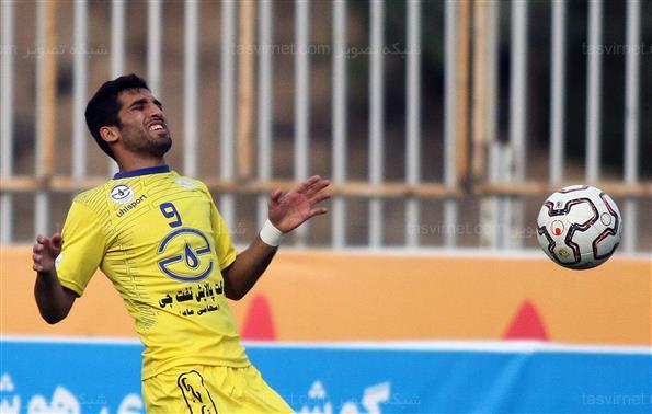 شرایط تست فوتبال درسال ۹۶صبای قم دیدار تیمهای فوتبال نفت تهران و صبای قم