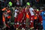 دیدار تیم های فوتبال پرسپولیس و الهلال عربستان