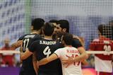 دومین دیدار تیم های ملی والیبال ایران و لهستان
