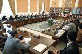 نشست علمی اعضای حلقه دانش وفناوری شورای آزاداندیشی