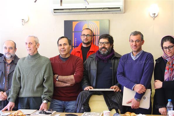 نشست خبری انجمن عکاسان سینمای ایران
