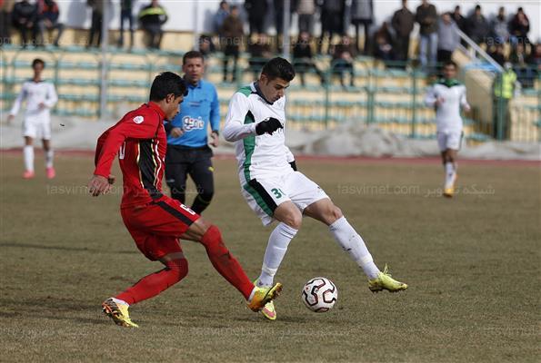 پاس 0 _ ایران جوان بوشهر 1